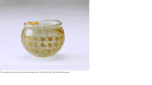 Roman Glass in Japan
