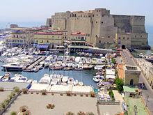 Il_Castello_dell'Ovo_In_Napoli