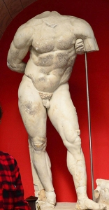 Headless Hercules from Izmit