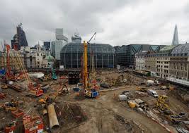 Bloomberg headquarters construction