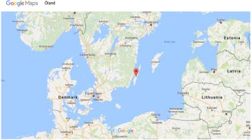 Oland Map